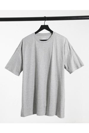 New Look Oversized t-shirt in grey
