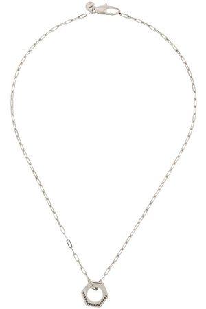 Tateossian Bolt necklace