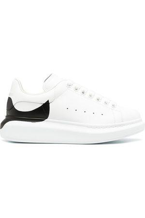 Alexander McQueen Panelled low-top sneakers