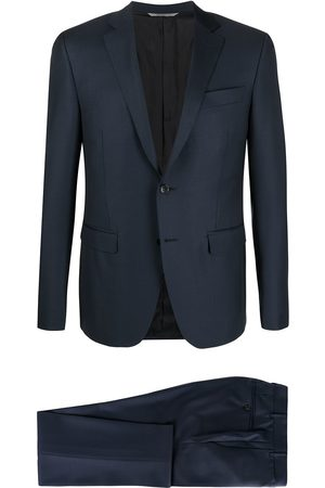 CANALI Single-breasted two-piece suit