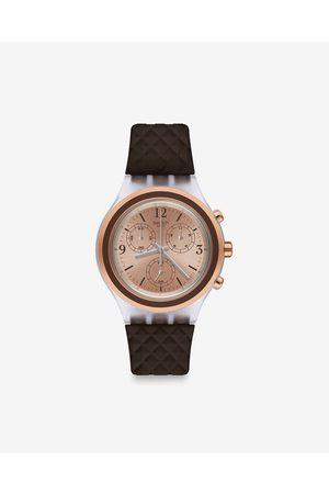 Swatch Elebrown Hodinky