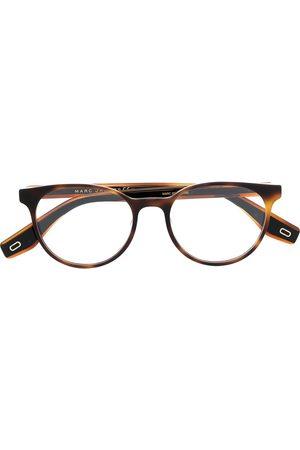 Marc Jacobs Tortoiseshell round frame glasses