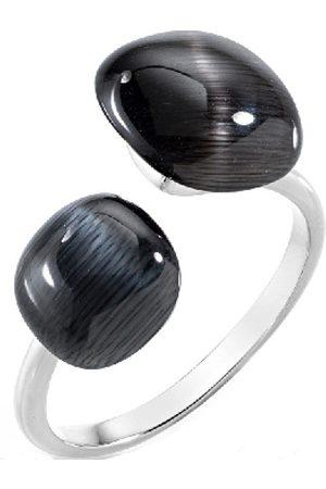 Morellato Prstýnky - Stylový prsten zdobený kočičím okem Gemma SAKK33 56 mm