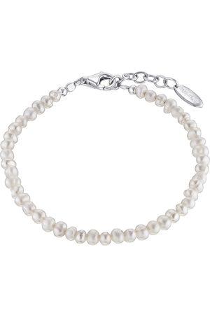 Engelsrufer Stříbrný náramek s perlami ERB-20-PE