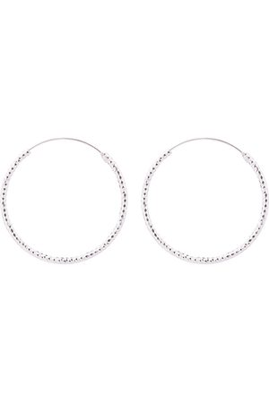 JVD Stříbrné náušnice kruhy SVLE0216XD500 3 cm