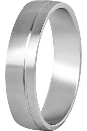 Beneto Pánský snubní prsten z oceli SPP06 68 mm