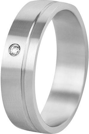 Beneto Dámský snubní prsten z oceli SPD06 49 mm