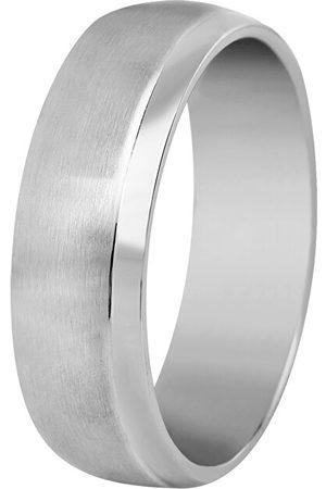 Beneto Pánský snubní prsten z oceli SPP03 68 mm