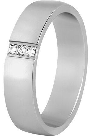 Beneto Dámský snubní prsten z oceli SPD01 49 mm
