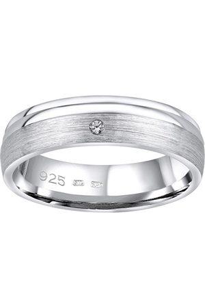 Silvego Snubní stříbrný prsten Amora pro ženy QRALP130W 53 mm