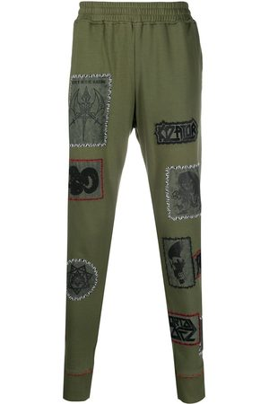 KTZ Patch-detailed track pants