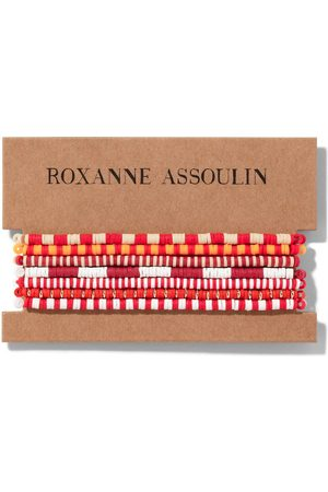 Roxanne Assoulin Color Therapy® Red bracelet set