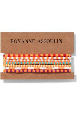 Roxanne Assoulin Color Therapy® Orange bracelet set
