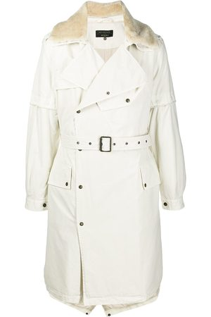 Mr & Mrs Italy Belted trench coat