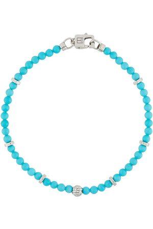 Tateossian Nodo beaded bracelet
