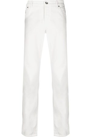 Brunello Cucinelli Stretch-cotton slim-fit jeans