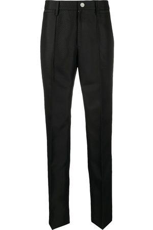 ROTATE Diamond pattern tailored trousers