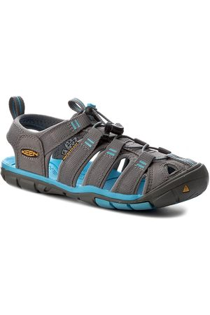 Keen Sandály - Clearwater Cnx 1008772 Gargoyle/Norse Blue