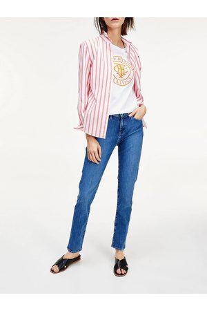 Tommy Hilfiger Ženy Kalhoty - Dámské modré džíny Betty