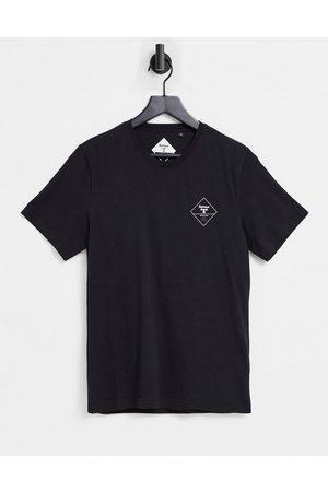 Barbour Beacon Box logo t-shirt in black