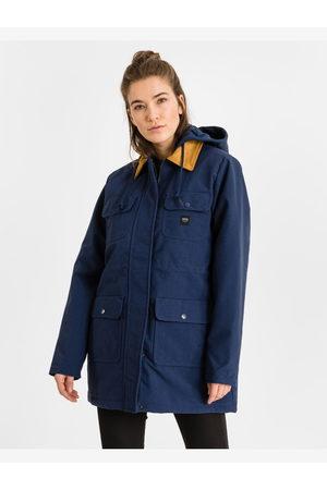 Vans Ženy Kabáty - Drill Long II Kabát