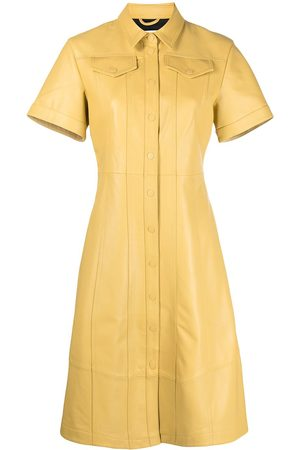 PROENZA SCHOULER WHITE LABEL A-line shirt dress