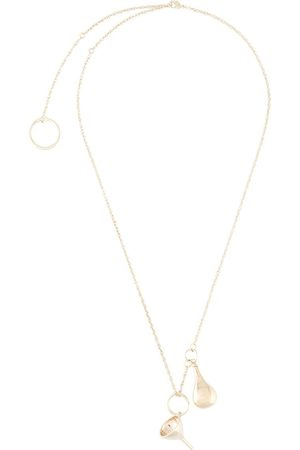 LEMAIRE Perfume-bottle chain-link necklace