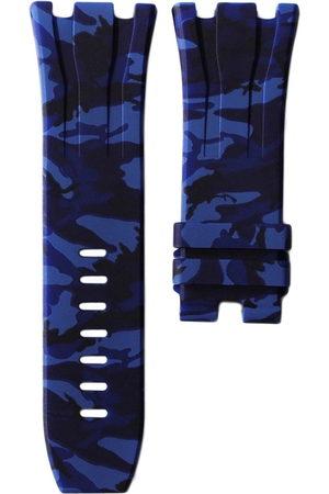 HORUS WATCH STRAPS 44mm Blue Camo watch strap