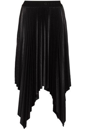Givenchy Asymmetric midi skirt
