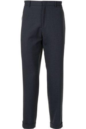 Bally Muži Společenské - High-waist tailored trousers