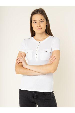 Guess Ženy Topy - Dámský bílý top