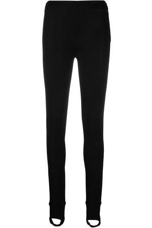 Prada Stretch-fit stirrup leggings