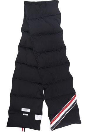 Thom Browne RWB stripe padded scarf