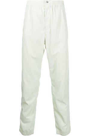 QASIMI Elasticated zip pockets trousers