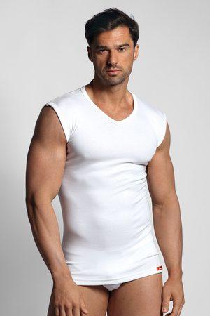 Blackspade Bílé termo tričko bez rukávů