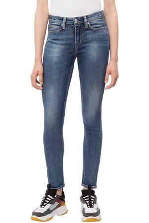 Calvin Klein Dámskémodré džíny