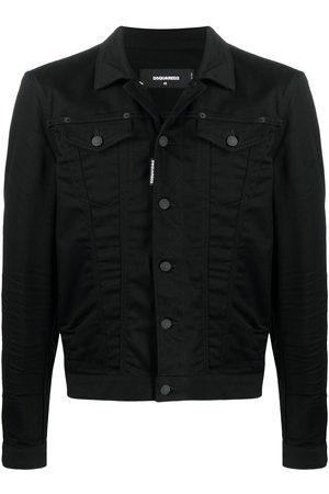 Dsquared2 Logo-print denim jacket