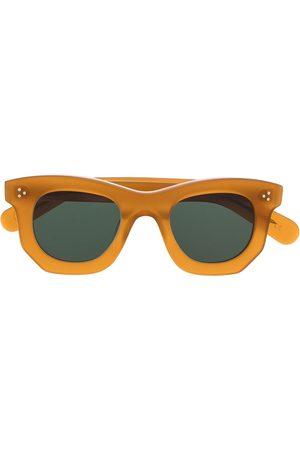 Lesca Sluneční brýle - Square frame sunglasses