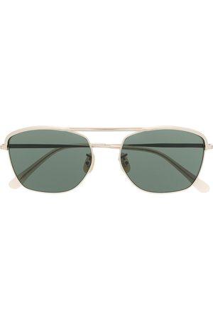 LESCA Square frame sunglasses
