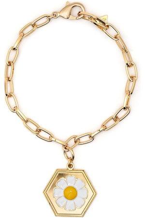 WILHELMINA GARCIA Daisy charm bracelet