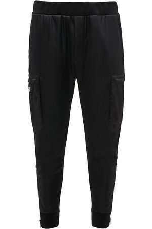 Prada Technical tapered track pants