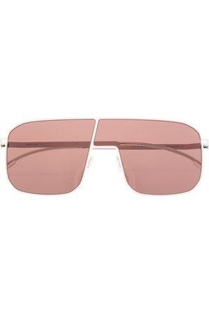 MYKITA Oversized mask sunglasses