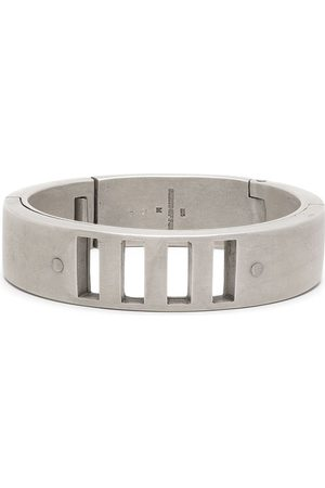 PARTS OF FOUR Sistema silver bracelet