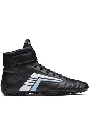 Prada Lace-up chukka boots