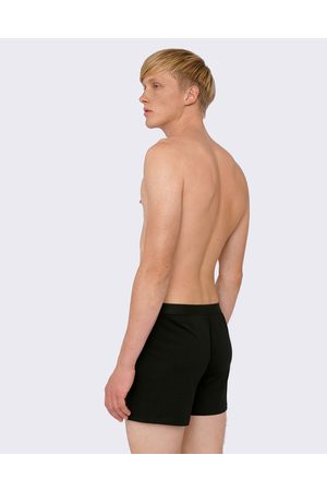 Organic Basics TENCEL™ Lite Boxer Shorts 2-pack Black L