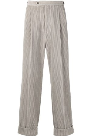 Gucci Corduroy straight-leg trousers