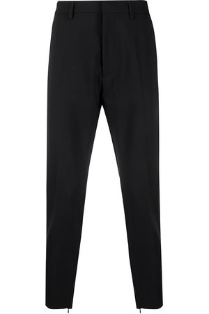 Dsquared2 Tapered-leg tailored trousers