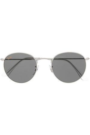 Ray-Ban Muži Sluneční brýle - Tinted round-frame sunglasses