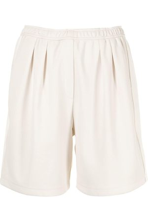 GOODIOUS Ženy Bermudy - Side stripe bermuda shorts