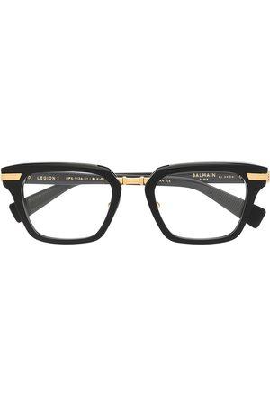 Balmain Legion I square-frame glasses